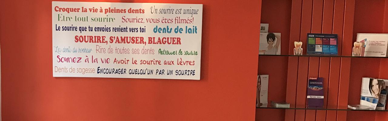 Cabinet d'Orthodontie St Nicolas du Dr. Claude BERREUR-MEYER à Colmar